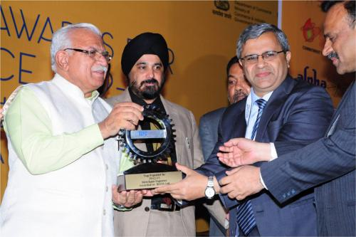 RITES gets EEPC Gold Trophy for Top Exporters